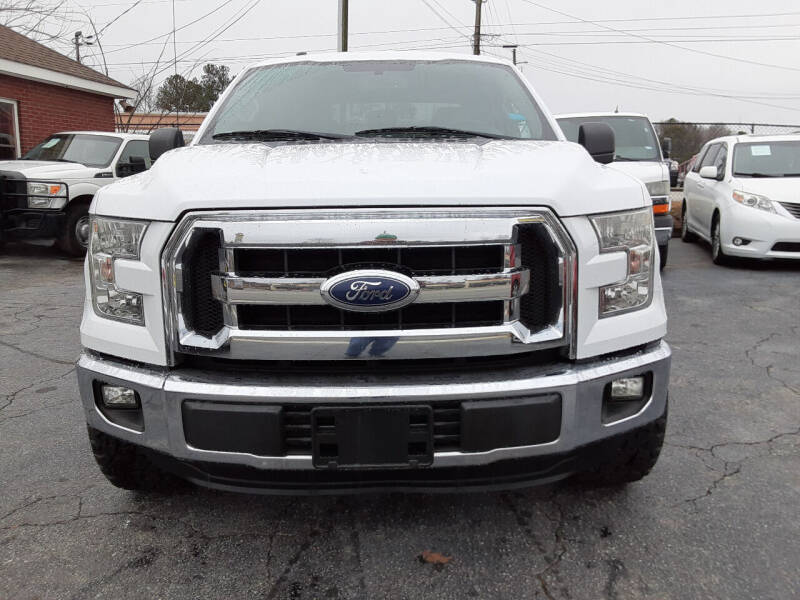 2015 Ford F-150 for sale at LOS PAISANOS AUTO & TRUCK SALES LLC in Peachtree Corners GA