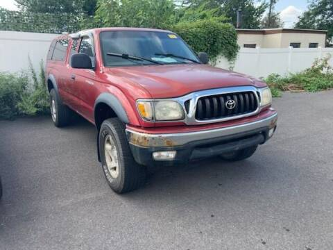2001 Toyota Tacoma for sale at Michaels Used Cars Inc. in East Lansdowne PA