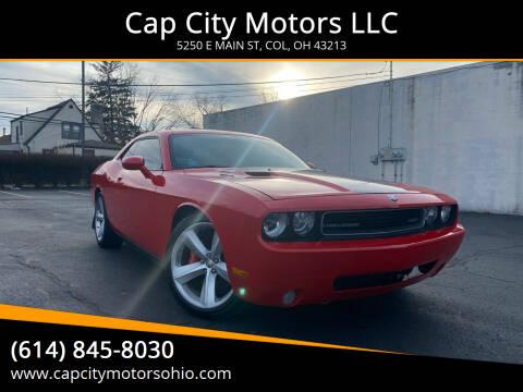 2010 Dodge Challenger for sale at Cap City Motors LLC in Columbus OH