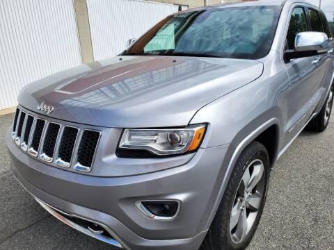 2013 Jeep Grand Cherokee for sale at Atlanta's Best Auto Brokers in Marietta GA