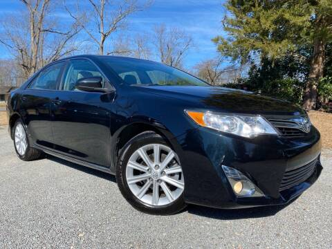 2014 Toyota Camry for sale at Byron Thomas Auto Sales, Inc. in Scotland Neck NC