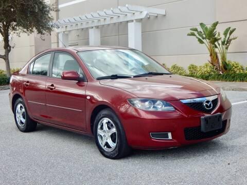 2009 Mazda MAZDA3 for sale at VE Auto Gallery LLC in Lake Park FL