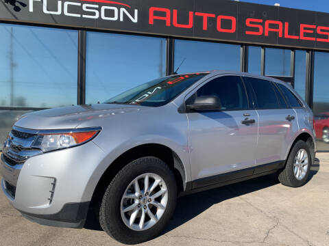 2013 Ford Edge for sale at Tucson Auto Sales in Tucson AZ