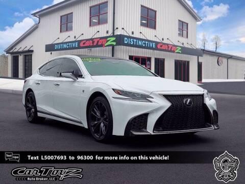 2020 Lexus LS 500 for sale at Distinctive Car Toyz in Egg Harbor Township NJ