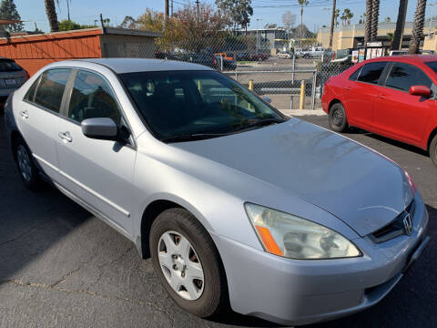 2005 Honda Accord for sale at CARZ in San Diego CA