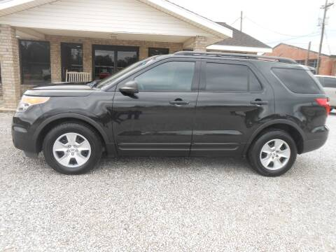 2013 Ford Explorer for sale at RANDY'S AUTO SALES in Oakdale LA