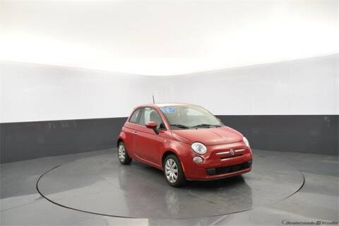 2015 FIAT 500 for sale at Tim Short Auto Mall in Corbin KY