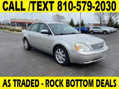 2006 Ford Five Hundred for sale at Lasco of Grand Blanc in Grand Blanc MI