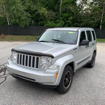 2012 Jeep Liberty for sale at MBM Auto Sales and Service in East Sandwich MA