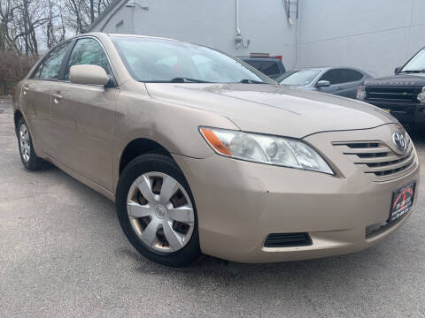 2007 Toyota Camry for sale at JerseyMotorsInc.com in Teterboro NJ