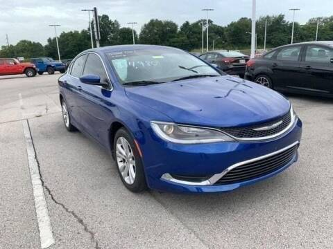 2016 Chrysler 200 for sale at Mann Chrysler Dodge Jeep of Richmond in Richmond KY
