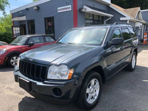 2007 Jeep Grand Cherokee for sale at Auto Kraft in Agawam MA