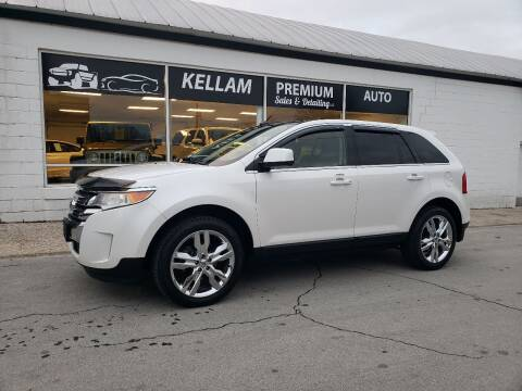 2011 Ford Edge for sale at Kellam Premium Auto Sales & Detailing LLC in Loudon TN