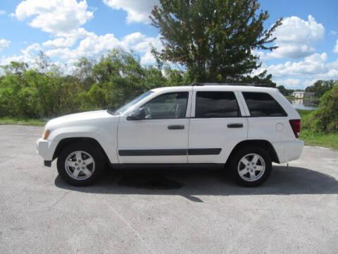 2005 Jeep Grand Cherokee for sale at Orlando Auto Motors INC in Orlando FL