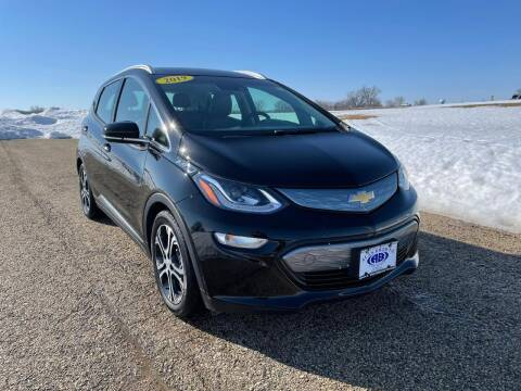2019 Chevrolet Bolt EV for sale at Alan Browne Chevy in Genoa IL