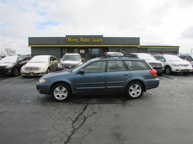 2006 Subaru Outback for sale at MIRA AUTO SALES in Cincinnati OH