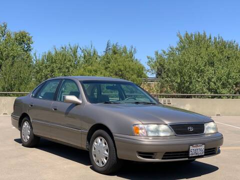 1999 Toyota Avalon for sale at AutoAffari LLC in Sacramento CA