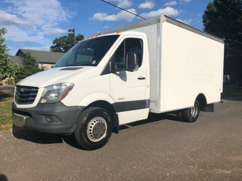 2014 Freightliner Sprinter Cab Chassis for sale at Automotive Fleet Remarketing Inc. in Windsor Locks CT