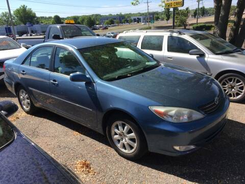 2002 Toyota Camry for sale at Sparkle Auto Sales in Maplewood MN
