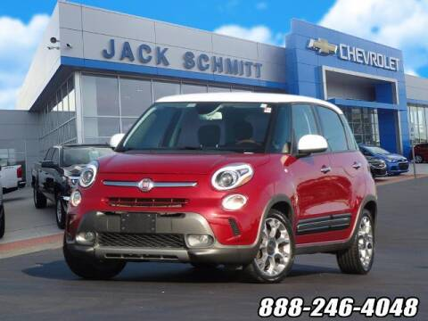 2016 FIAT 500L for sale at Jack Schmitt Chevrolet Wood River in Wood River IL