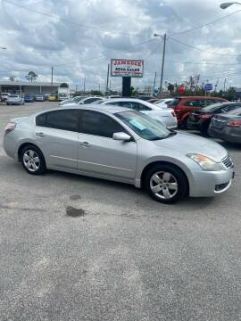 2008 Nissan Altima for sale at Jamrock Auto Sales of Panama City in Panama City FL