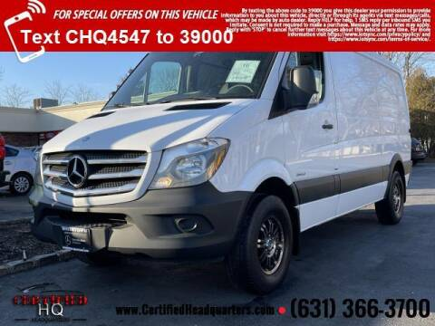 2014 Mercedes-Benz Sprinter Cargo for sale at CERTIFIED HEADQUARTERS in St James NY