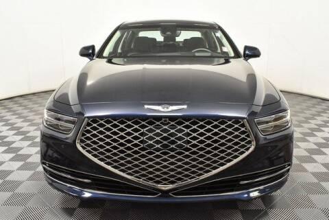2020 Genesis G90 for sale at Southern Auto Solutions-Jim Ellis Hyundai in Marietta GA