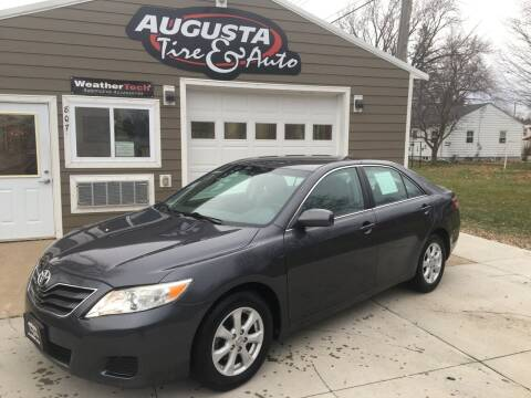 2011 Toyota Camry for sale at Augusta Tire & Auto in Augusta WI