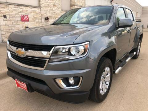2019 Chevrolet Colorado for sale at Vemp Auto in Garland TX