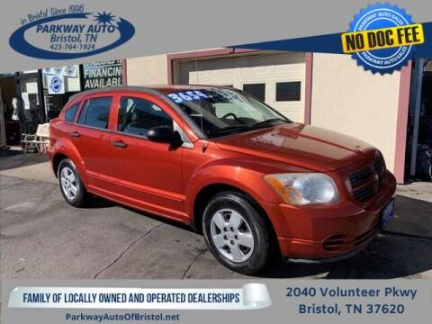 2008 Dodge Caliber for sale at PARKWAY AUTO SALES OF BRISTOL in Bristol TN