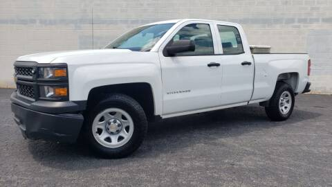 2015 Chevrolet Silverado 1500 for sale at AUTO FIESTA in Norcross GA