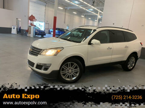 2015 Chevrolet Traverse for sale at Auto Expo in Las Vegas NV