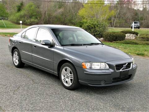 2009 Volvo S60 for sale at The Car Vault in Holliston MA