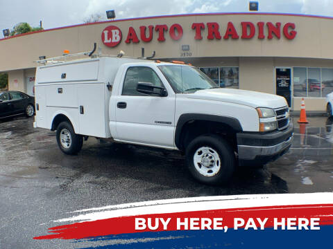 2006 Chevrolet Silverado 2500HD for sale at LB Auto Trading in Orlando FL