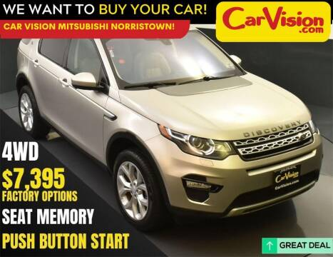 2017 Land Rover Discovery Sport for sale at Car Vision Mitsubishi Norristown in Norristown PA