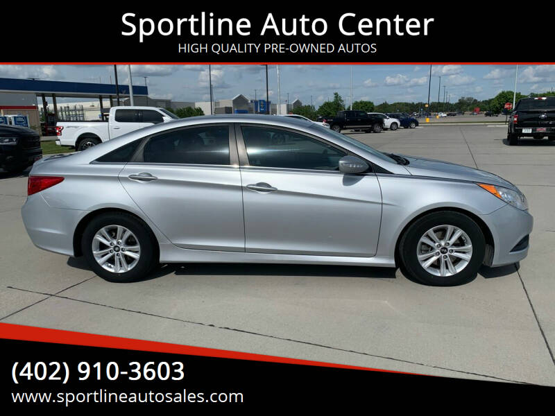 2014 Hyundai Sonata for sale at Sportline Auto Center in Columbus NE