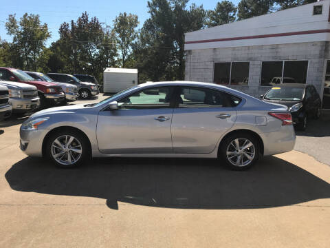 2013 Nissan Altima for sale at Northwood Auto Sales in Northport AL