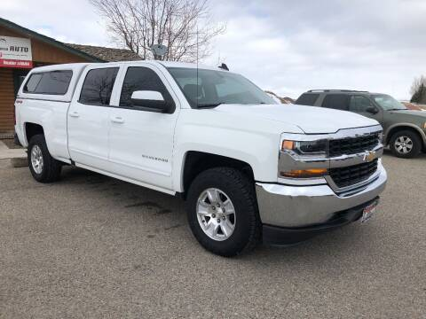 2016 Chevrolet Silverado 1500 for sale at 5 Star Truck and Auto in Idaho Falls ID