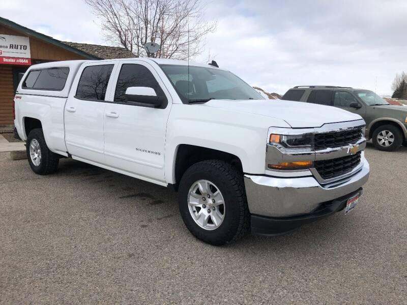 2016 Chevrolet Silverado 1500 for sale at 5 Star Truck and Auto in Idaho Falls ID