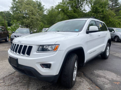 2014 Jeep Grand Cherokee for sale at Royal Crest Motors in Haverhill MA