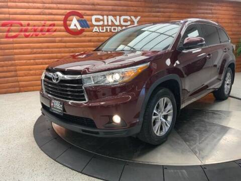 2015 Toyota Highlander for sale at Dixie Motors in Fairfield OH