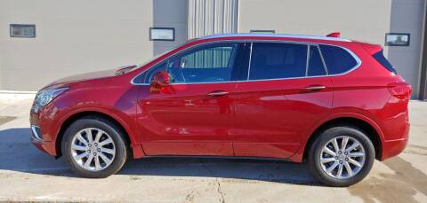2019 Buick Envision for sale at SS Auto Sales in Brookings SD