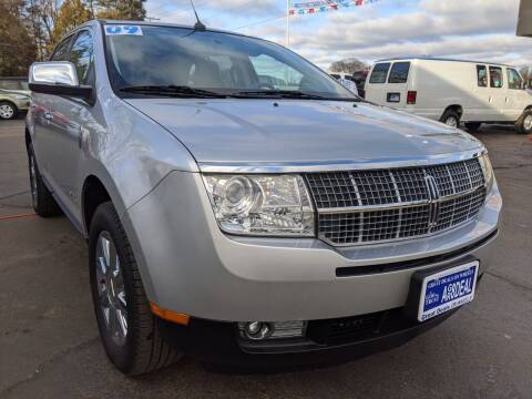 2009 Lincoln MKX for sale at GREAT DEALS ON WHEELS in Michigan City IN