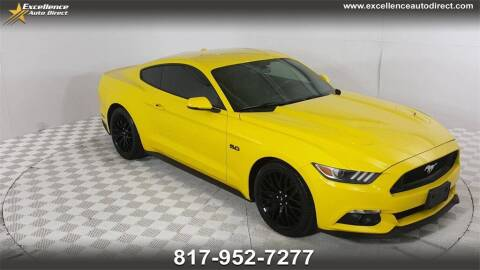 2015 Ford Mustang for sale at Excellence Auto Direct in Euless TX