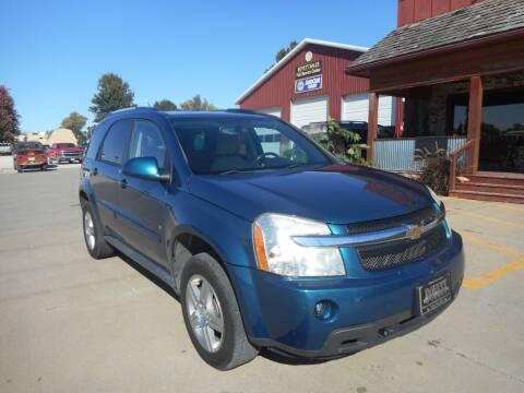 2007 Chevrolet Equinox for sale at Boyett Sales & Service in Holton KS