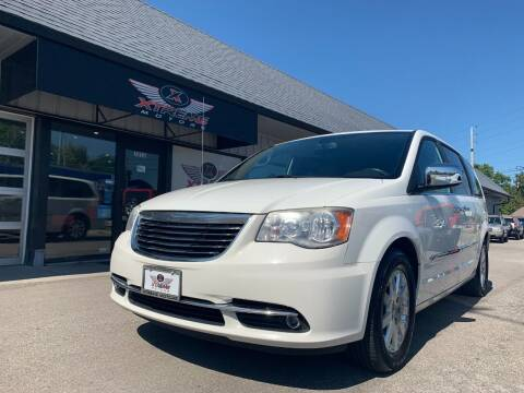 2012 Chrysler Town and Country for sale at Xtreme Motors Inc. in Indianapolis IN