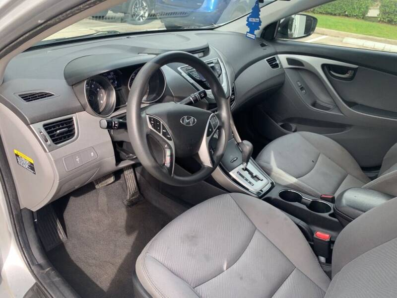 2011 Hyundai Elantra GLS 4dr Sedan 6A - Sanford FL