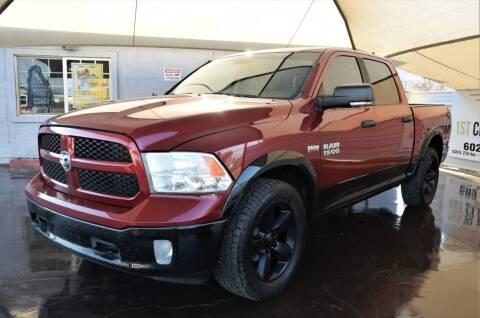 2015 RAM Ram Pickup 1500 for sale at 1st Class Motors in Phoenix AZ