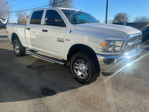 2017 RAM Ram Pickup 2500 for sale at Drivers Auto Sales in Boonville NC