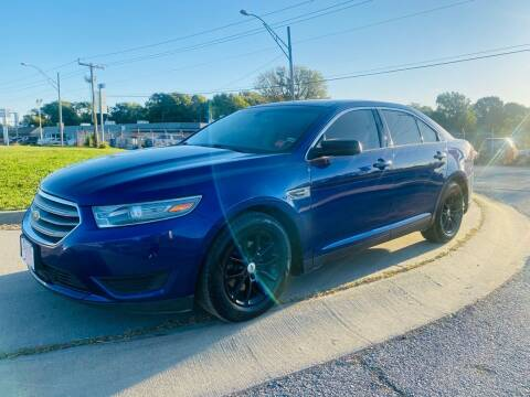 2013 Ford Taurus for sale at Xtreme Auto Mart LLC in Kansas City MO